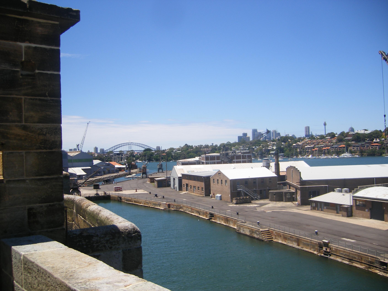 Cockatoo Island  U2013 Sydney At Its Best